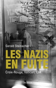 Histoiresdenlire.be Les nazis en fuite - Croix-Rouge, Vatican, CIA Image