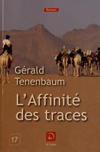 Gérald Tenenbaum - L'affinité des traces.