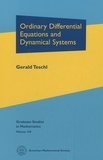 Gerald Teschl - Ordinary Differential Equations and Dynamical Systems.