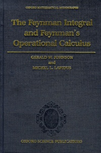 Corridashivernales.be The Feynman Integral and Feynman's Operational Calculus Image