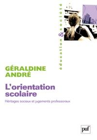 Histoiresdenlire.be L'orientation scolaire - Héritages sociaux et jugements professoraux Image
