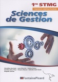 Géraldine Bachelet et Louis Déroche - Sciences de gestion 1re STMG.