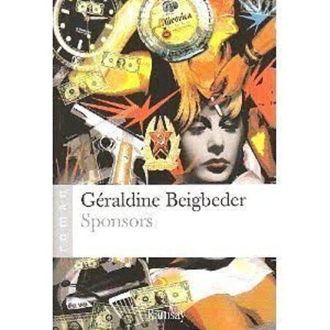 Géraldine Beigbeder - Sponsors.