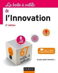 La boîte à outils de l'innovation - Géraldine Benoit-Cervantes |