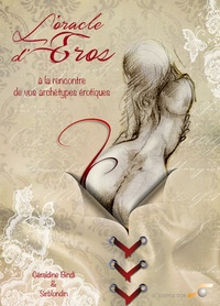 Deedr.fr L'oracle d'Eros - A la rencontre de vos archétypes érotiques. Avec 44 cartes Image