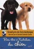 Géraldine Blanchard - Bien-être et nutrition du chien - Quels aliments, quelles rations en fonction de la taille et de l'âge. Conseils pratiques : éducation, activité physique, soins....