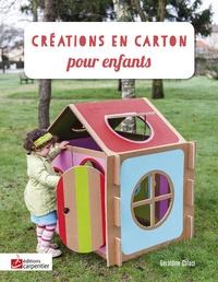 Géraldine Calaci - Créations en carton pour enfants.