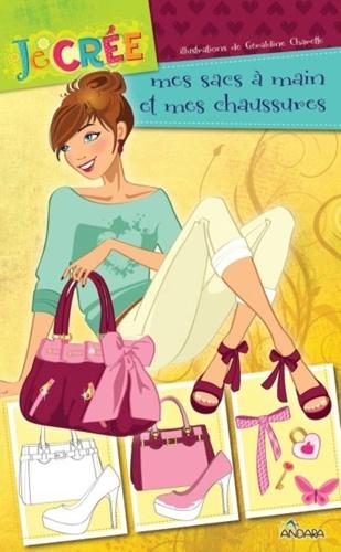 Géraldine Charette - Mes sacs à main et mes chaussures.