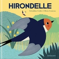 Hirondelle - Géraldine Collet |