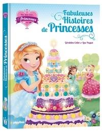 Géraldine Collet et Line Paquet - Une, deux, trois... Princesses Intégrale Tome 2 : Fabuleuses histoires de princesses.