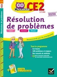 Pdf téléchargements de livres gratuits Résolution de problèmes CE2 par Géraldine Collette (Litterature Francaise) ePub MOBI