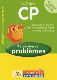 Résolution de problèmes CP - Problèmes et corrigés.pdf