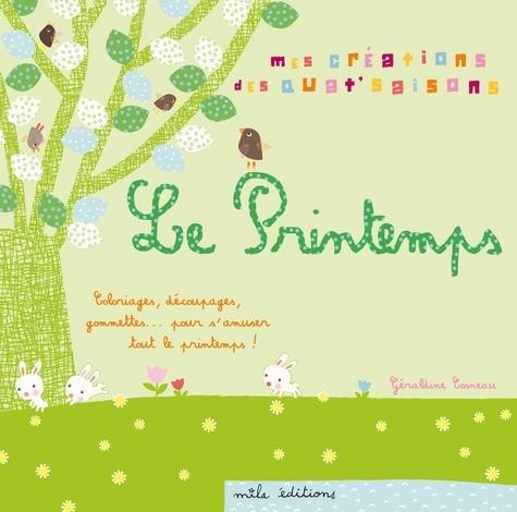 Géraldine Cosneau - Le Printemps.