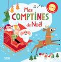 Géraldine Cosneau - Mes comptines de Noël. 1 CD audio