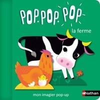 Géraldine Cosneau - Pop ! L'imagier de la ferme.