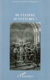 Géraldine Couray-Bapsolle - Du cultuel au culturel ?.
