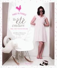 Géraldine Debeauvais - Un été couture - Robes, jupes et tops pour temps chaud.