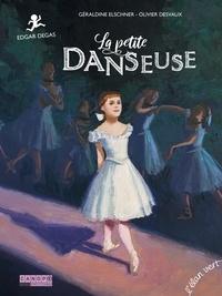 Géraldine Elschner et Olivier Desvaux - La petite danseuse - Edgar Degas.