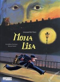 Géraldine Elschner et Ronan Badel - Mona Lisa - Léonard de Vinci.
