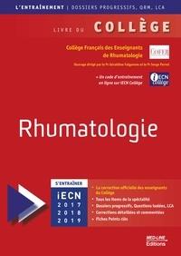 Géraldine Falgarone et Serge Perrot - Rhumatologie.