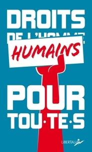 Géraldine Franck - Droits humains pour tou·te·s.