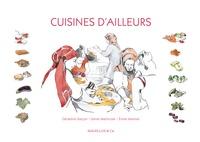 Géraldine Garçon et Daniel Mielniczek - Cuisines d'ailleurs.