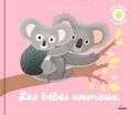Géraldine Krasinski et Julie Mercier - Les bébés animaux.