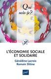Geraldine Lacroix et Romain Slitine - L'économie sociale et solidaire.