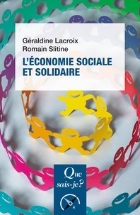 Géraldine Lacroix et Romain Slitine - L'économie sociale et solidaire.