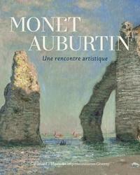 Géraldine Lefebvre - Monet Auburtin - Une rencontre artistique.
