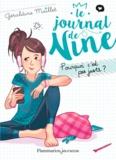Géraldine Maillet - Le journal de Nine Tome 3 : Pourquoi c'est pas juste ?.
