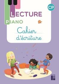 Géraldine Mat - Cahier d'écriture CP Lecture Piano.