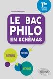 Géraldine Maugars - Le bac philo en schémas Tle toutes séries.