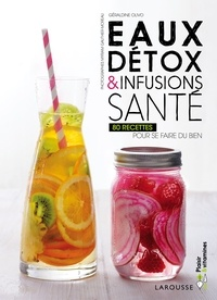 Géraldine Olivo - Eaux détox & infusions santé.