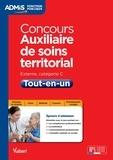 Géraldine Rigo et Pierre-Brice Lebrun - Concours auxiliaire de soins territorial - Tout-en-un.