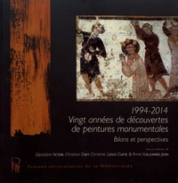 Accentsonline.fr 1994-2014 Vingt années de découvertes de peintures monumentales - Bilan et perspectives Image