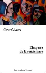 Gérard Adam - .