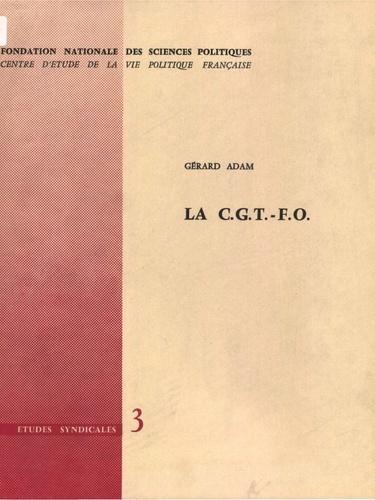 La CGT-FO