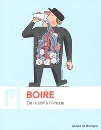 Gérard Alle et Daniel Bonifacio - Boire - De la soif à l'ivresse.