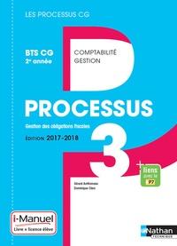 Gérard Antitomaso et Dominique Clerc - BTS CG 2e année, Comptabilité et gestion, Gestion des obligations fiscales, Processus 3 - i-Manuel, livre + licence élève.