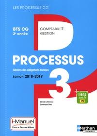 Gérard Antitomaso et Dominique Clerc - Processus 3 Gestion des obligations fiscales BTS CG 2e année.