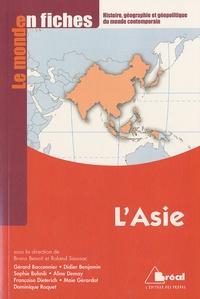 Gérard Bacconnier et Didier Benjamin - L'Asie.