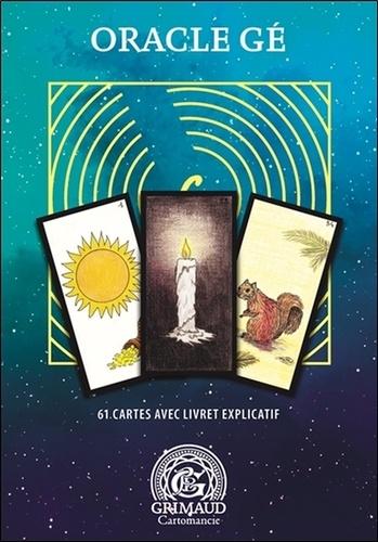 Oracle Gé. 61 cartes avec livret explicatif