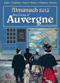 Rhonealpesinfo.fr Almanach des gens d'Auvergne Image