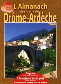 Gérard Bardon - Almanach des Gens de Drôme-Ardèche.