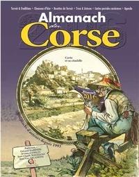 Gérard Bardon et Jérôme Camilly - Almanach du Corse.