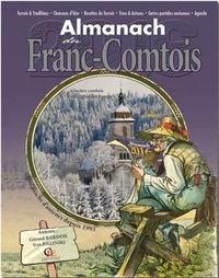 Gérard Bardon et Yves Bielinski - Almanach du Franc-Comtois.