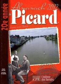 Gérard Bardon - Almanach du Picard.