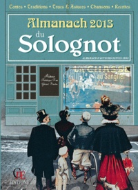 Galabria.be Almanach du Solognot Image