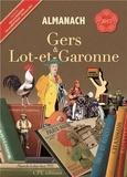 Gérard Bardon et Hervé Berteaux - Almanach Gers et Lot et Garonne.